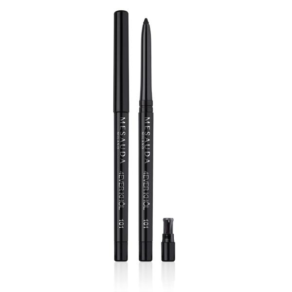 Μολύβι ματιών Mesauda 4Ever Kohl Automatic Waterproof Eye Pencil 0.35g