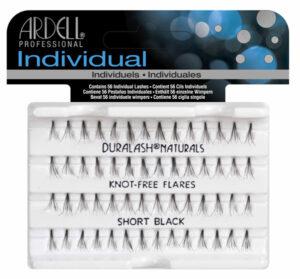 Ψεύτικες βλεφαρίδες Ardell Individuals Short Black