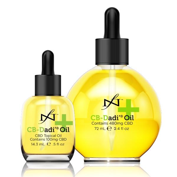 Λαδάκι CB-Dadi' Oil 14.3ml
