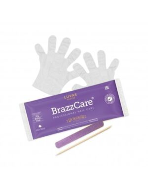 BrazzCare γάντια μανικιούρ