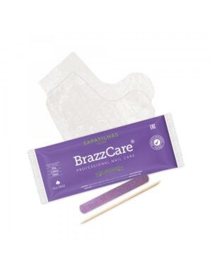 BrazzCare καλτσάκια πεντικιούρ