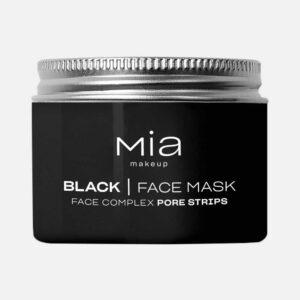 Αντιοξειδωτική μάσκα προσώπου Mia Cosmetics Black Face Mask 50ml