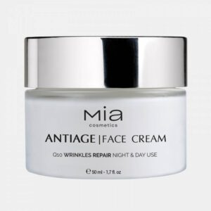 Ενυδατική αντιρυτιδική Mia Cosmetics Antiage Face Cream 50ml