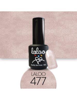 Ημιμόνιμο βερνίκι Laloo Cosmetics 15ml - N.477