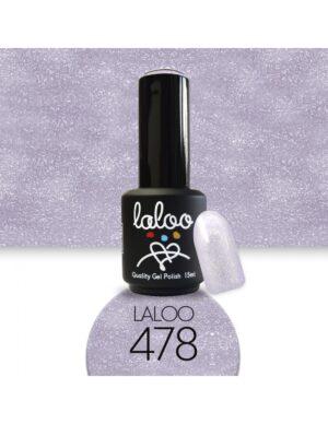 Ημιμόνιμο βερνίκι Laloo Cosmetics 15ml - N.478