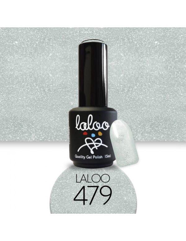Ημιμόνιμο βερνίκι Laloo Cosmetics 15ml - N.479