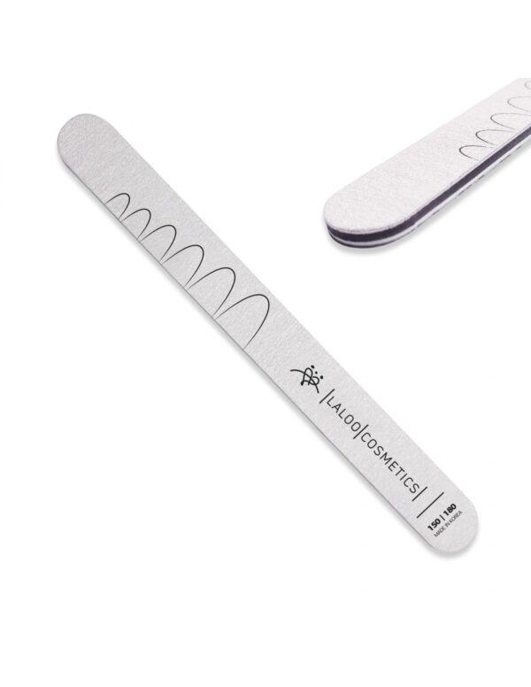 Λίμα νυχιών Laloo Cosmetics - Straight 150/180Λίμα νυχιών Laloo Cosmetics - Straight 150/180