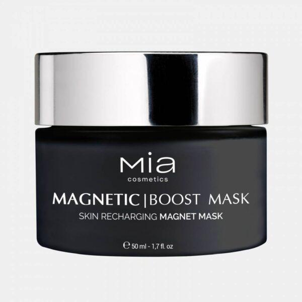 Μάσκα προσώπου για καθαρισμό Mia Cosmetics Magnetic Boost Mask 50ml