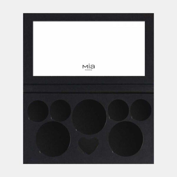 Παλέτα για σκιές Mia Cosmetics Maxi