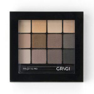 Παλέτα σκιών Grigi Pro Palette - Nude 41