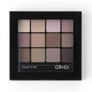 Παλέτα σκιών Grigi Pro Palette - Pink 43