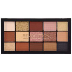 Παλέτα σκιών Revolution Re-Loaded Palette Velvet Rose