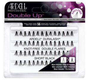 Ψεύτικες βλεφαρίδες Ardell Double Individuals Short Black