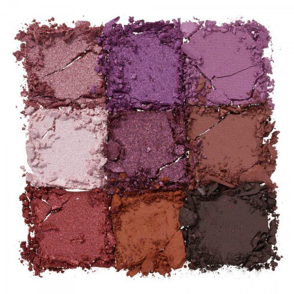 Παλέτα σκιών I Heart Revolution Fortune Seeker Glitter Palette