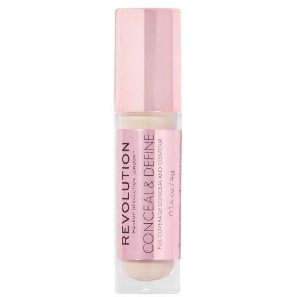 Make up Revolution Conceal & Define Concealer 4g - C3