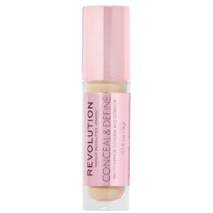 Make up Revolution Conceal & Define Concealer 4g - C7