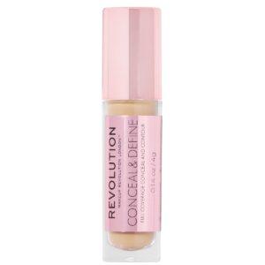 Make up Revolution Conceal & Define Concealer 4g - C8