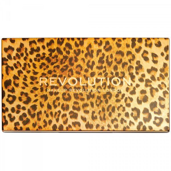 Παλέτα σκιών Revolution Wild Animal Courage Palette
