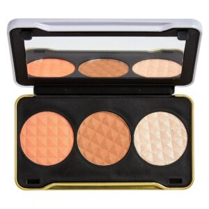 Παλέτα προσώπου Rev X Patricia Bright Face Palette - Moonlight Glow