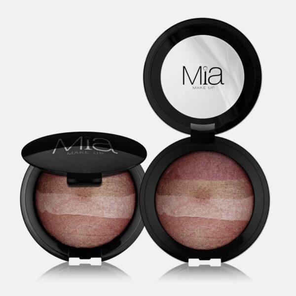 Mia Cosmetics Sun Kisses Glow Light Bronzer TR007