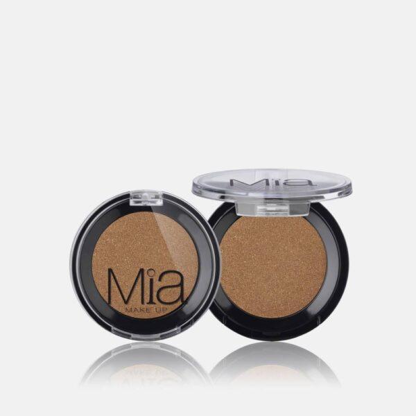 Σκιά ματιών Mia Cosmetics Ultra Pigmented Eyeshadow Louminous Bronze OM127