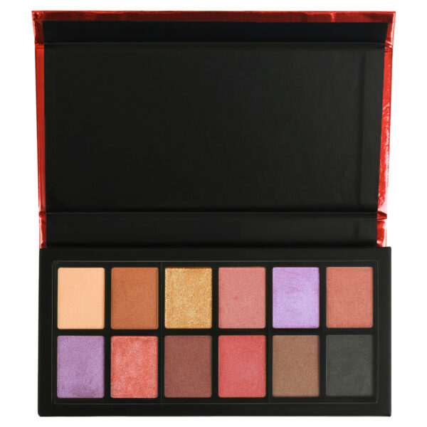 Παλέτα σκιών Revolution Dragons Heart Eyeshadow Palette