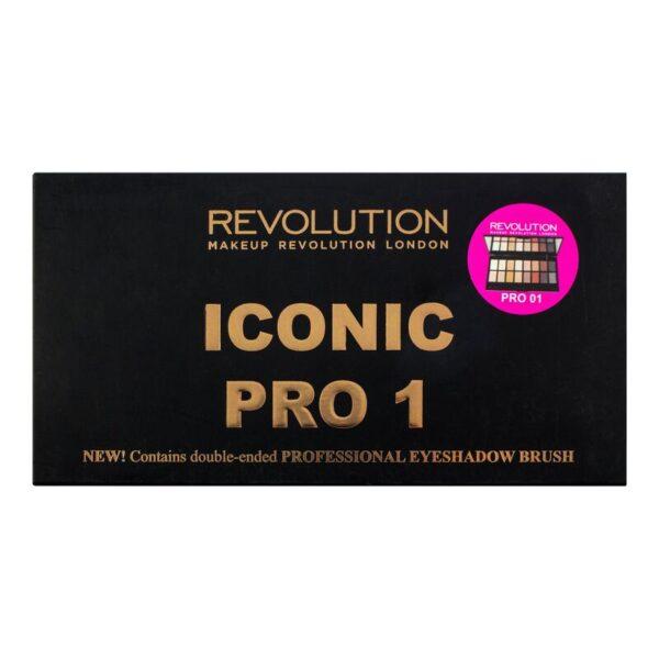 Παλέτα σκιών Revolution Iconic Pro 1 Palette