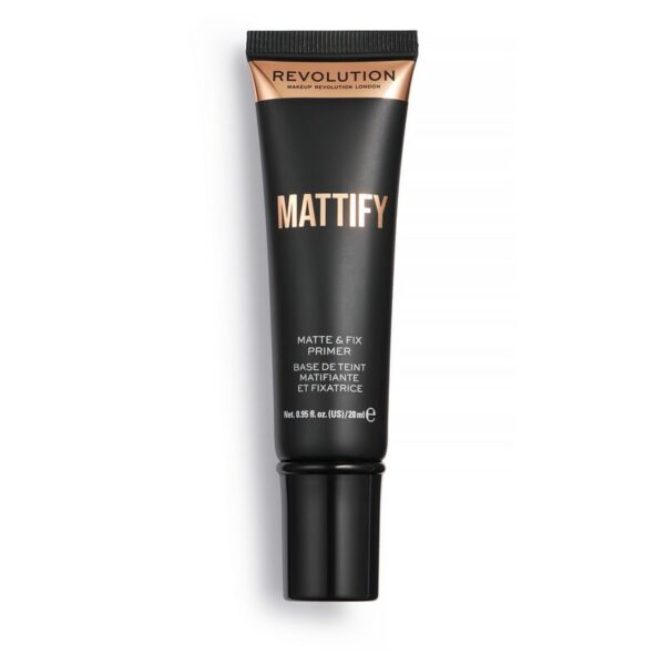 Revolution Mattify Matte & Fix Primer 28ml