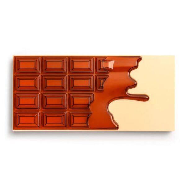Παλέτα σκιών Revolution Waffle Chocolate Palette