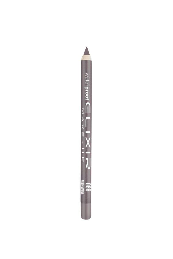 Αδιάβροχο μολύβι χειλιών Elixir 1.4g – Nude Mauve 066