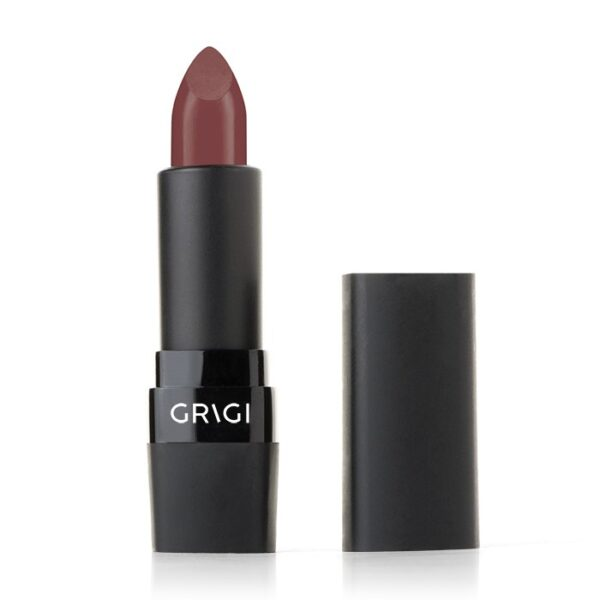 Κραγιόν ματ Grigi Matte Lipstick 4.5g – Dark Brown Burgundy 41