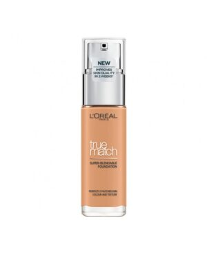 L'Oreal True Match Foundation 30ml - 6N Honey