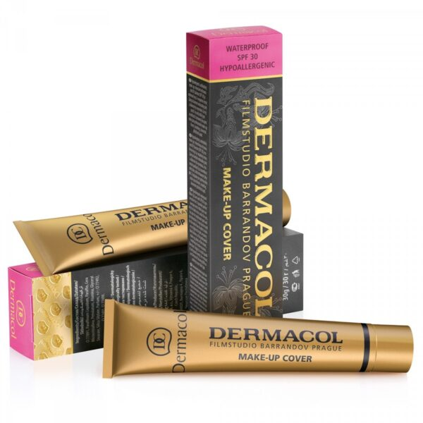 Dermacol Make up Cover Waterproof Foundation 30g - 222