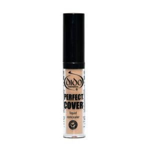Dido Cosmetics Perfect Cover Liquid Concealer No 102 01