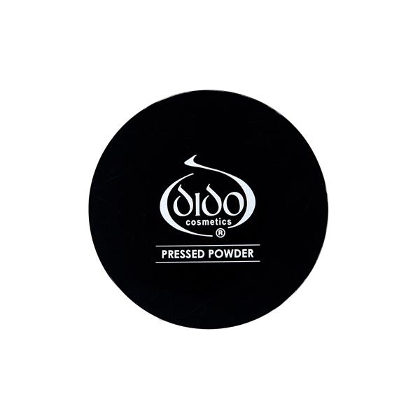 Πούδρα Dido Cosmetics Pressed Powder No 201