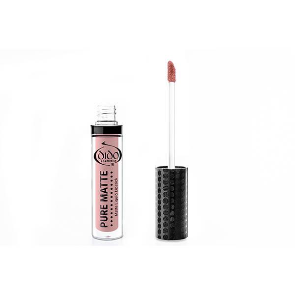 Dido Cosmetics Pure Matte Liquid Lipstick No 01