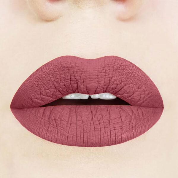 Υγρό κραγιόν Dido Cosmetics Pure Matte Liquid Lipstick No 04