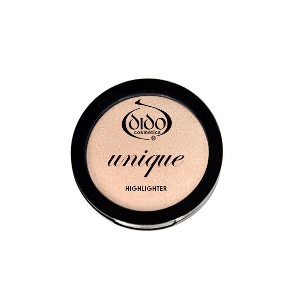 Πούδρα λάμψης Dido Cosmetics Unique Highlighter H01