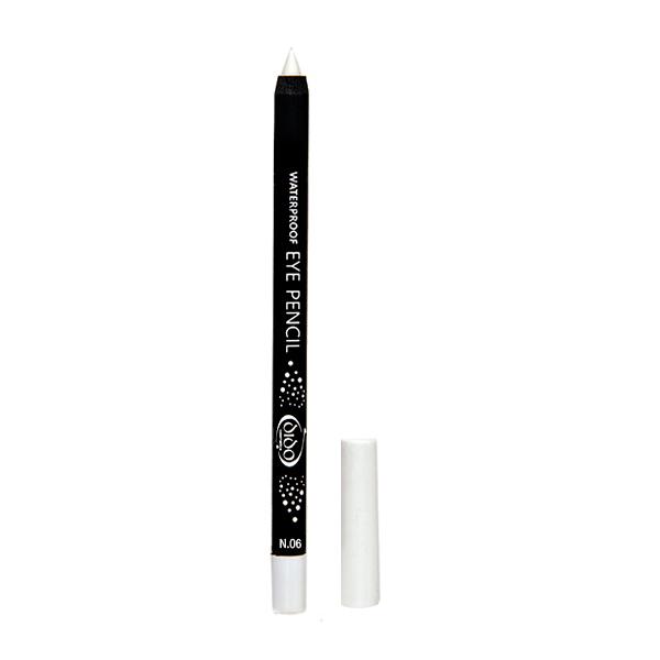 Αδιάβροχο μολύβι ματιών Dido Cosmetics Waterproof Eye Pencil No 06