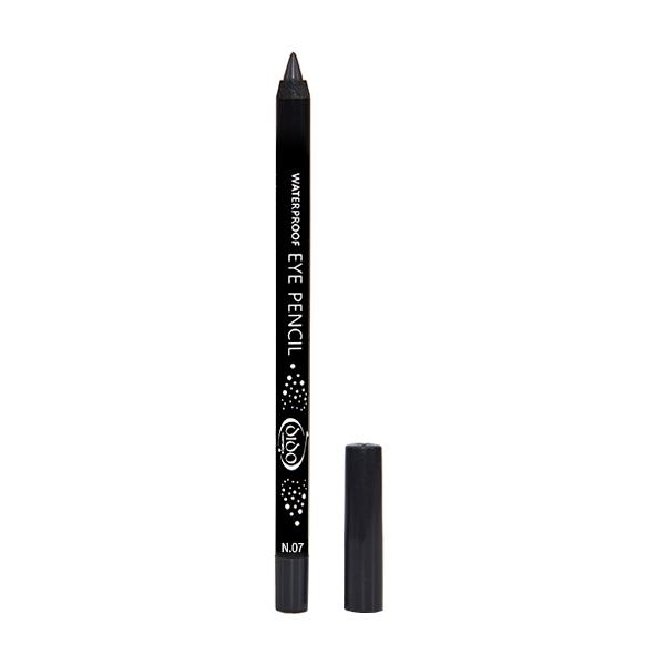 Αδιάβροχο μολύβι ματιών Dido Cosmetics Waterproof Eye Pencil No 07