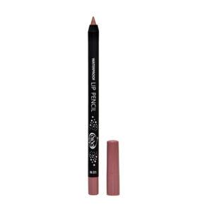 Αδιάβροχο μολύβι χειλιών Dido Cosmetics Waterproof Lip Pencil No01