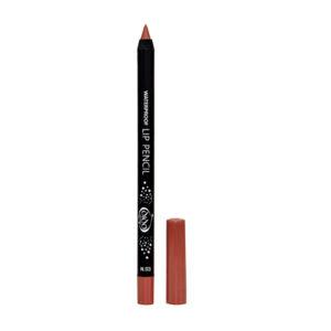 Αδιάβροχο μολύβι χειλιών Dido Cosmetics Waterproof Lip Pencil No03