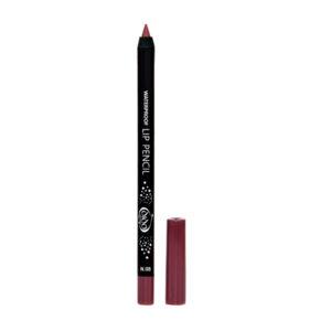 Αδιάβροχο μολύβι χειλιών Dido Cosmetics Waterproof Lip Pencil No08