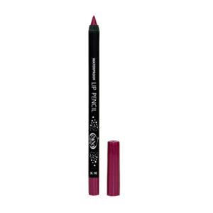 Αδιάβροχο μολύβι χειλιών Dido Cosmetics Waterproof Lip Pencil No16