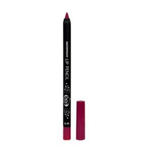 Αδιάβροχο μολύβι χειλιών Dido Cosmetics Waterproof Lip Pencil No20
