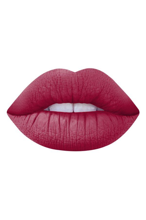 Υγρό κραγιόν Elixir Lip Mat Pro - Beet Red 453