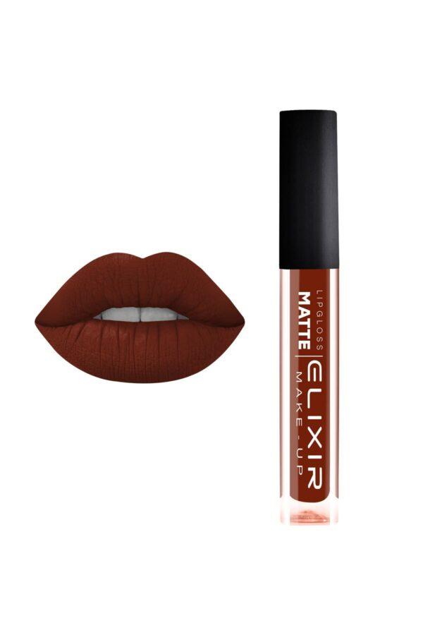 Υγρό κραγιόν Elixir Liquid Lip Matte - Berry 405
