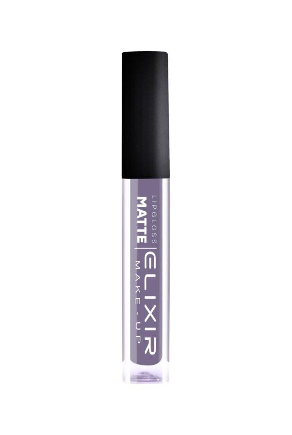 Υγρό κραγιόν EElixir Liquid Lip Matte - Purple Grey 416