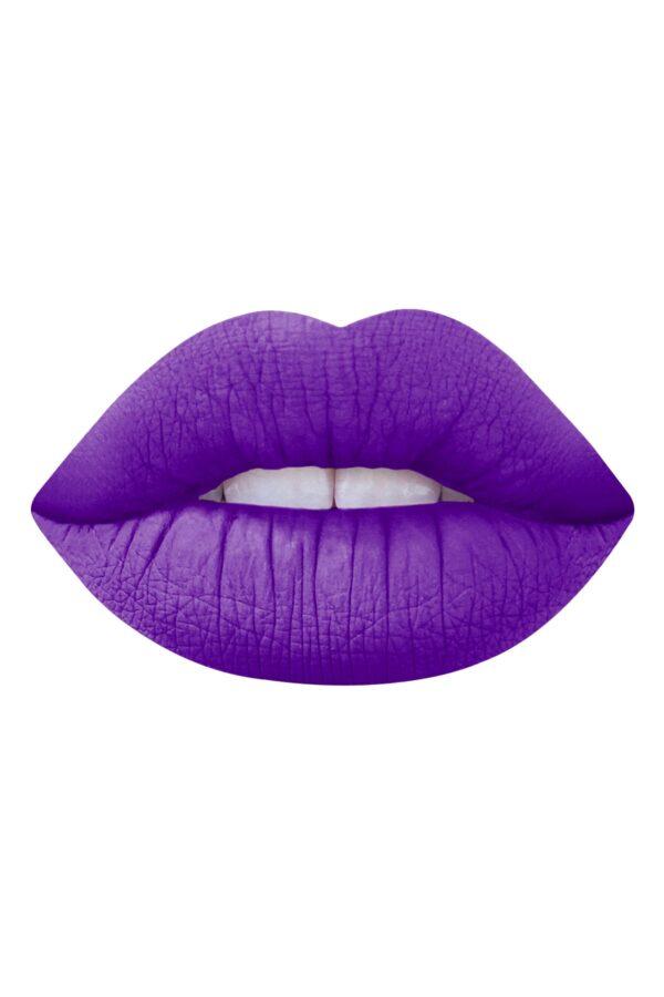 Υγρό κραγιόν Elixir Liquid Lip Matte - Royal Purple 425