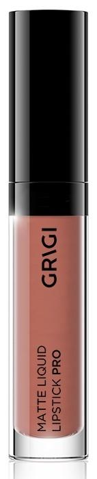 Υγρό κραγιόν Grigi Matte Pro Liquid Lipstick - Nude Caramel 417